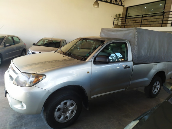 Toyota Hilux Cabina Simple 2005