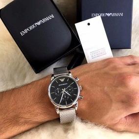Relógio Armani Ar1811 Prata