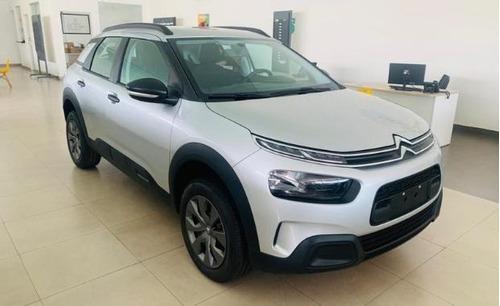 Citroën C4 Cactus 1.6 Live (flex) (aut)