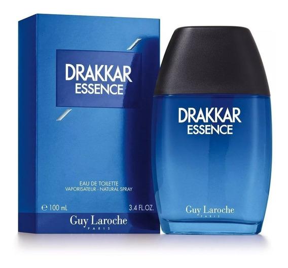 Perfume Guy Laroche Drakkar Essence Eau De Toilette 100ml