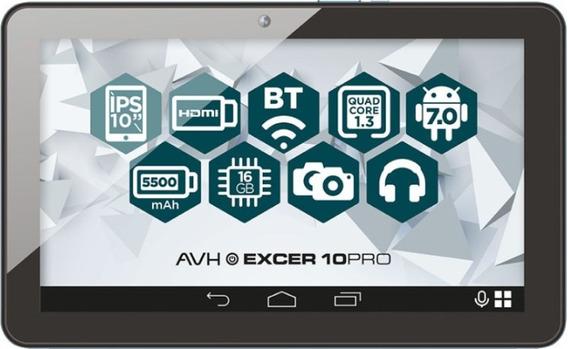 Tablet 10pulgadas Excer 10pro 1g16g Hdmi Avh