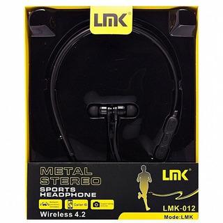 Fone De Ouvido Bluetooth Sem Fio Lmk Lmk-012 (preto)