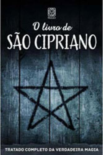 Imagem 1 de 1 de O Livro De São Cipriano