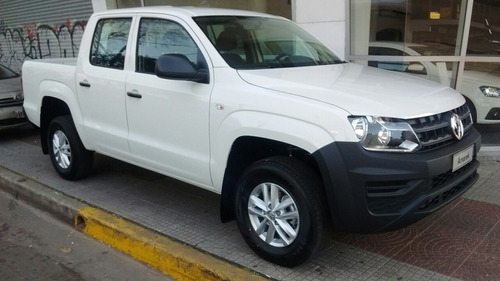 Volkswagen Amarok 140cv Trendline 4x2 Man Reserva Ya! 2021