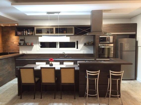 Casa Com 3 Dormitórios À Venda E Locação, 220 M² - Alphaville - Gravataí/rs - Ca0836