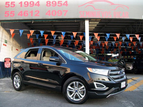 Ford Edge 2016 3.5 Sel Plus At Quemacocos Panoramico