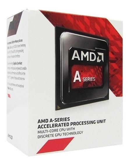 Kit Up Grade Amd Processador A6 7480 + Memória Ddr3 8gb Novo