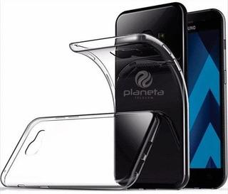 Capa De Silicone Ultrafina P/ Celular Motorola Moto G5s Plus