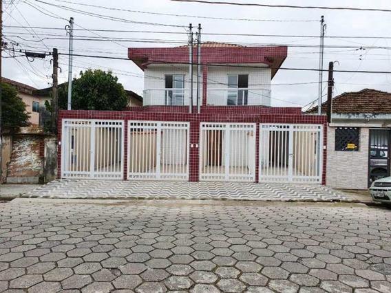 Casa Com 3 Dorms, Catiapoa, São Vicente - R$ 288 Mil, Cod: 54744767 - V54744767