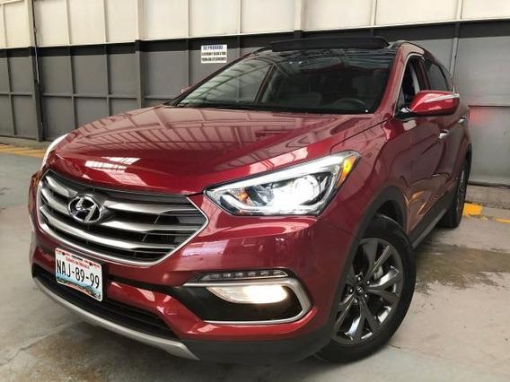 Hyundai Santa Fe 5p Sport 2.0t Ta Piel Qcp Ra-19
