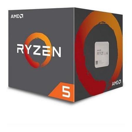 Processador Amd Ryzen 5 1600x Com Caixa