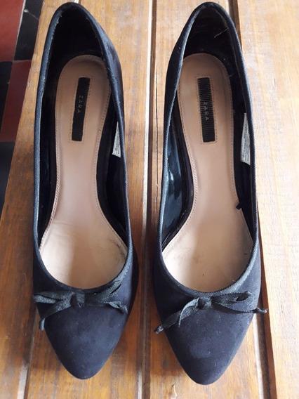 Stilettos Zara, Usados Pero Impecables.