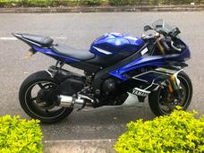 Yamaha R6r 2013 6500 Km