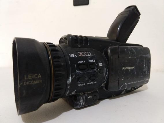 Filmadora Panasonic Ag-dvc30p Retirada De Peças