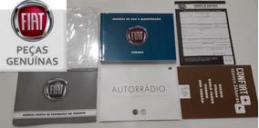 Manual Do Fiat Strada 2014/2015/2016 Novo E Original