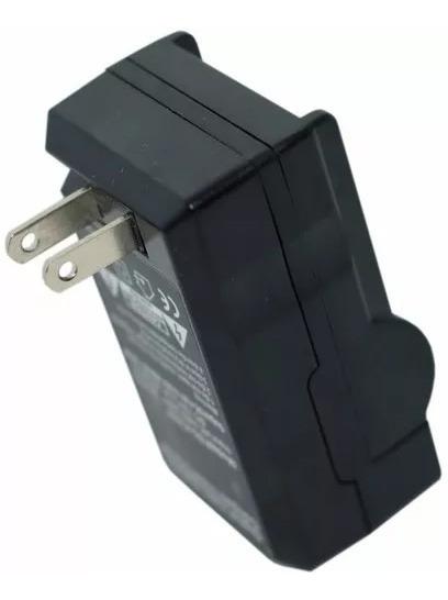 Carregador Compatível Da Bateria Samsung Slb-10a