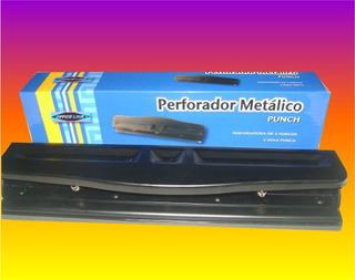 Perforadora 3 Huecos Marca Office Line Nueva Precio Real