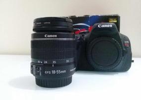 Canon T3i Semi Nova Completa