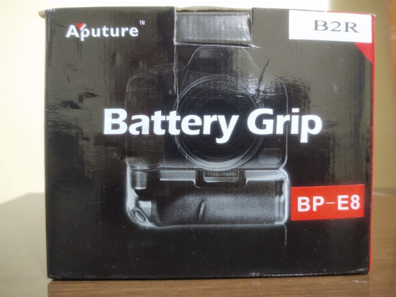 Battery Grip Para Canon T2i T3i T4i T5i 650d 600d 550d