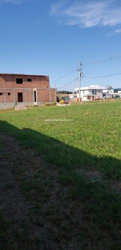 Lindo Terreno Em Condomínio De Itupeva Gran Ville São Venâncio ! - Te00090 - 68713467