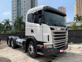 Scania G380 2010 Trucada N Volvo Fh 440 124 420 2544 25390
