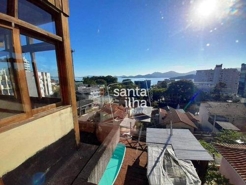 Imagem 1 de 20 de Casa Com 6 Dormitórios À Venda Por R$ 630.000,00 - Agronômica - Florianópolis/sc - Ca3081