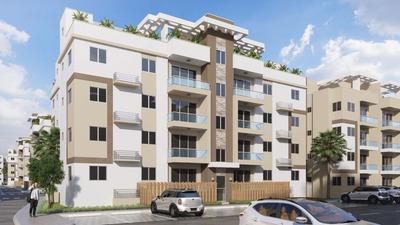 Apartamentos Con Piscina, Autopista San Isidro Sto Dog , Rd.
