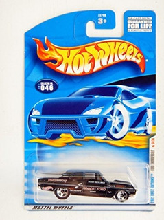 Ruedas Calientes 2001 Primera Edicion Ford Thunderbolt 3436
