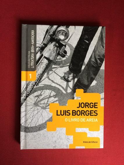 Livro - O Livro De Areia - Jorge Luis Borges - Seminovo