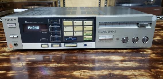 Receiver Sony - Modelo Str-vx30bs