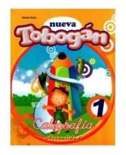 Caligrafia Nueva Tobogan 1,2,3,4,5 Noentregasperso