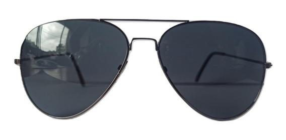 Óculos De Sol Aviador Masculino Feminino Com Uv400 Original