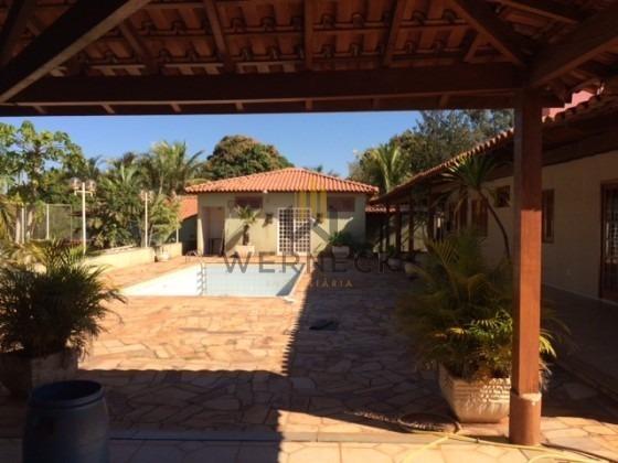 Chácara, Condominio Estância Beira Rio, Jardinopolis - 543-v