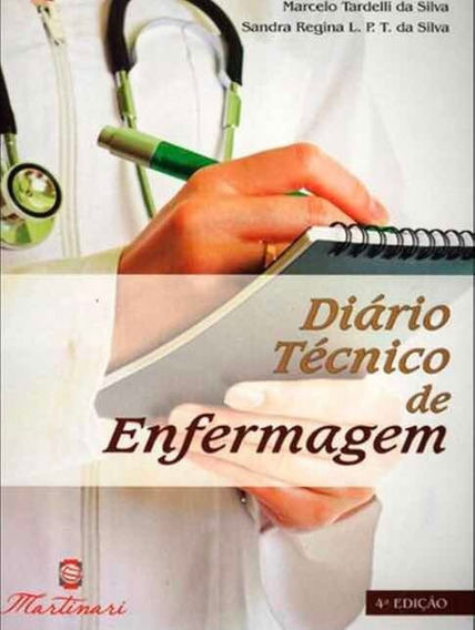 Diário Técnico Enfermagem
