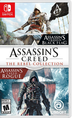 Assassins Creed: The Rebel Collection -nintendo Switch Nuevo