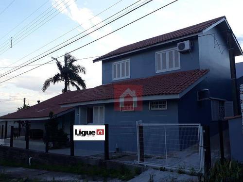 Imagem 1 de 25 de Casa Com 4 Dormitórios À Venda, 230 M² Por R$ 495.000,00 - Arroio Grande - Santa Cruz Do Sul/rs - Ca0212