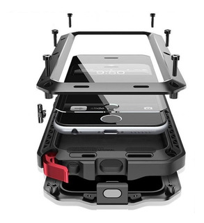 Funda Armor Samsung Galaxy S9 Note 9 S9 Plus Uso Rudo +mica