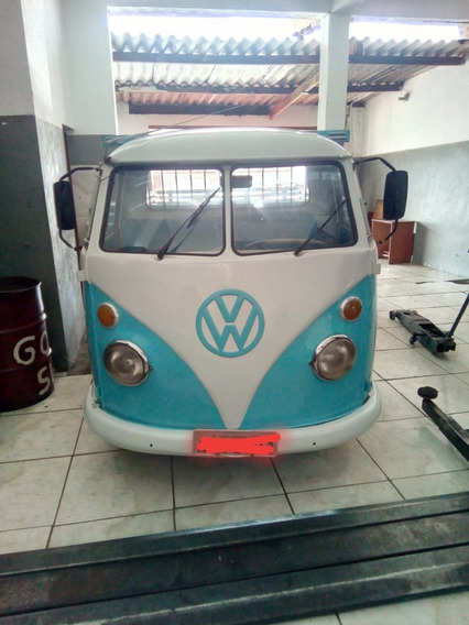Volkswagen Kombi Corujinha 1975 Pick-up
