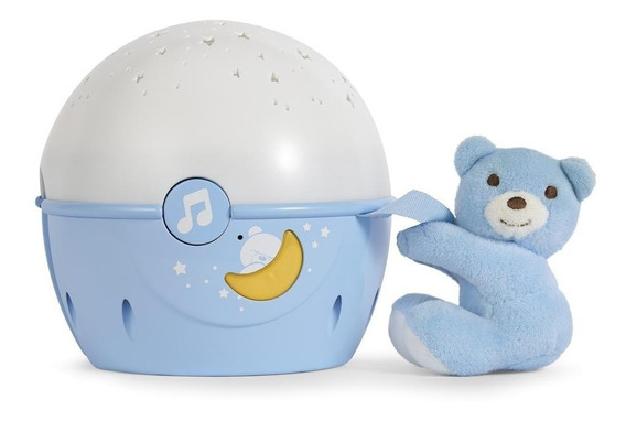 Chicco Proyector Next 2 Stars, Color Azul
