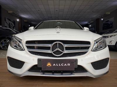 Mercedes Benz C250 Sport 2.0. Branco 2017/17