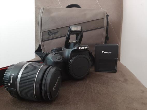 Câmera Fotográfica Canon Semi-profissional