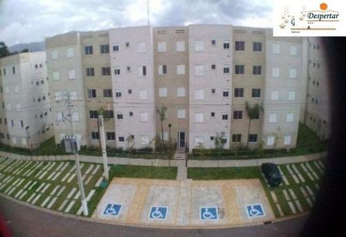 06961 -  Apartamento 2 Dorms, Jaraguá - São Paulo/sp - 6961