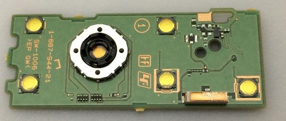 Placa Botoes Funções Sony Hx50 1-887-944-21 Nova