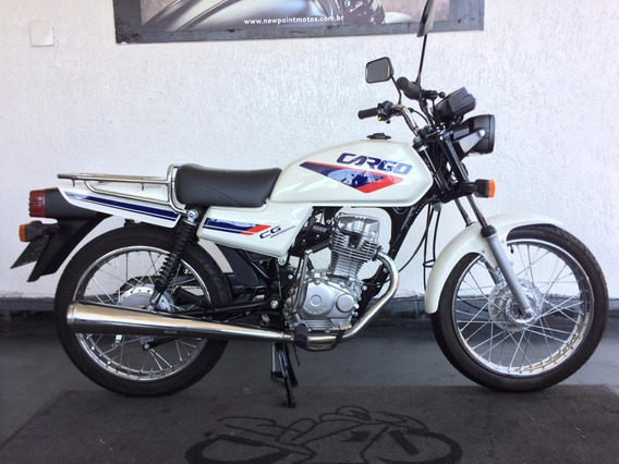 Honda Cg Cargo 125 1993
