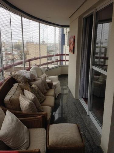 Imagem 1 de 30 de Apartamento Com 3 Dormitórios À Venda, 156 M² Por R$ 1.290.000,00 - Vila Mascote - São Paulo/sp - Ap3416