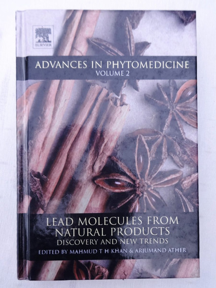 Lead Molecules From Natural Products - Phytomedicine - Ather
