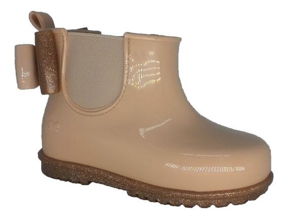 Bota Infantil Feminina Zaxynina Boot Baby Grendene 10559