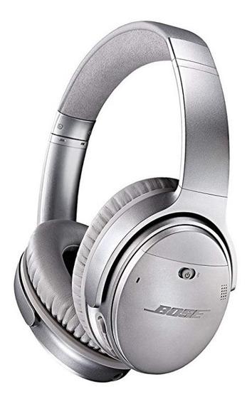 Bose Quietcomfort 35 Prata Com Cancelamento De Ruído