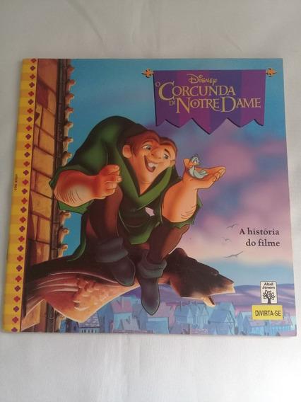 Livro O Corcunda De Notre Dame Disney A História Do Filme