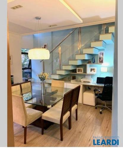 Apartamento - Moema Índios  - Sp - 612991